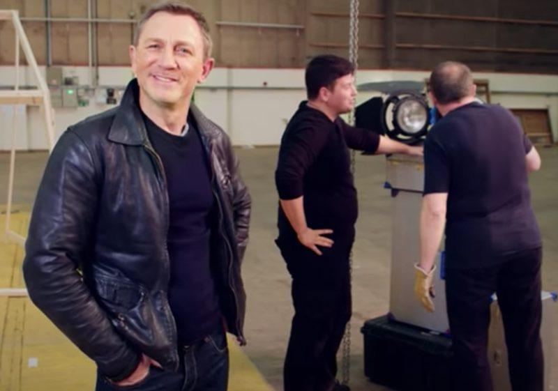 Omaze – Daniel Craig Invites